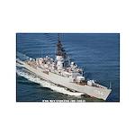 USS McCANDLESS Rectangle Magnet