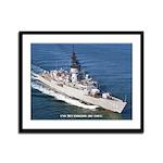 USS McCANDLESS Framed Panel Print
