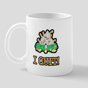 I Quit Smoking Mug
