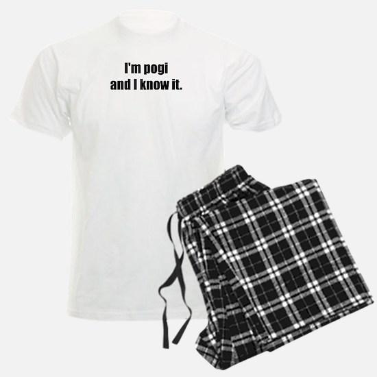 I'm pogi and i know it. Pajamas