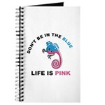 Life Is Pink Journal