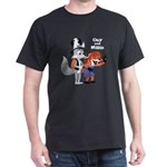 Ozy and Millie Dark T-Shirt