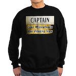I Love Lake Minnetonka Sweatshirt (dark)