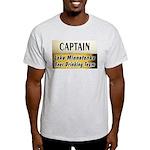 I Love Lake Minnetonka Light T-Shirt
