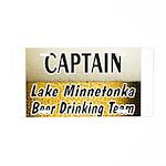 I Love Lake Minnetonka Aluminum License Plate