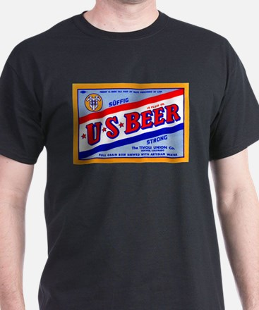 Colorado Beer Label 1 T-Shirt