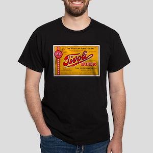 Colorado Beer Label 4 Dark T-Shirt