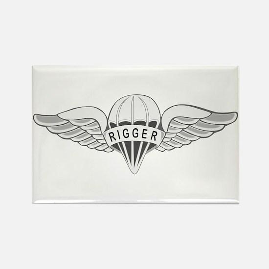 Rigger Rectangle Magnet