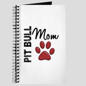 Pit Bull Mom 2 Journal