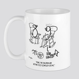 Children Are Too Complex Mug