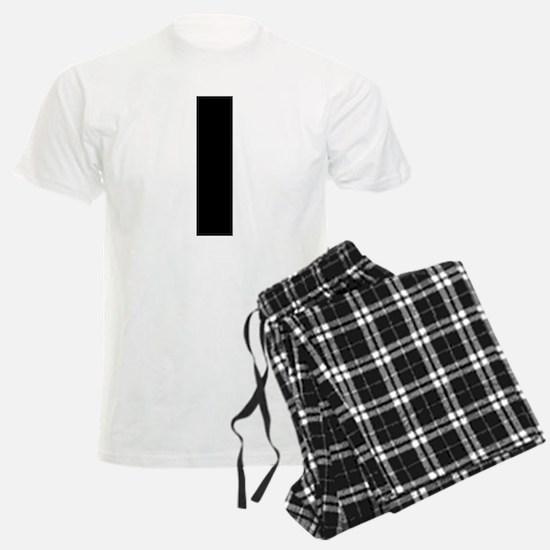 Letter I Pajamas