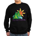Manifest Positivity Sweatshirt (dark)