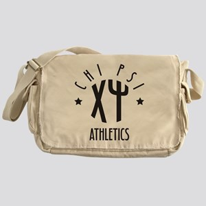 Chi Psi Athletics Messenger Bag