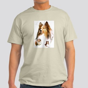 Libby Headstudy+2 Ash Grey T-Shirt
