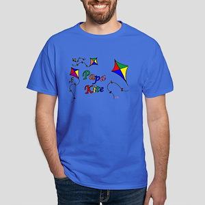 Papa Kite Dark T-Shirt