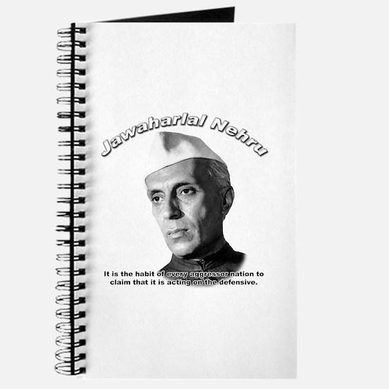 Javaharlal Nehru 01 Journal