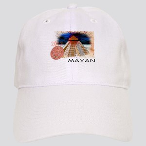 mayan calender Cap