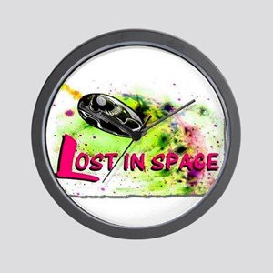 lost in space Wall Clock