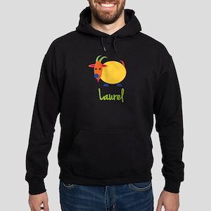 Laurel The Capricorn Goat Hoodie (dark)