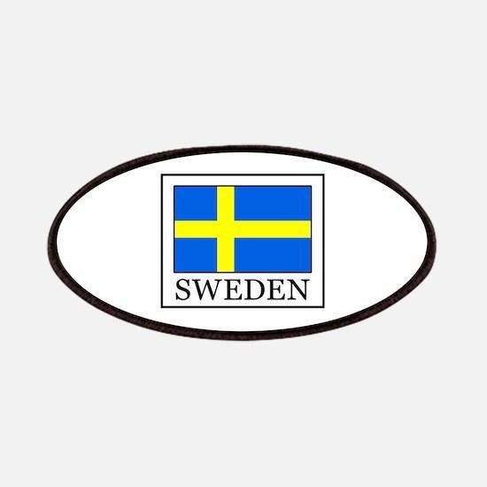 Sweden Patch