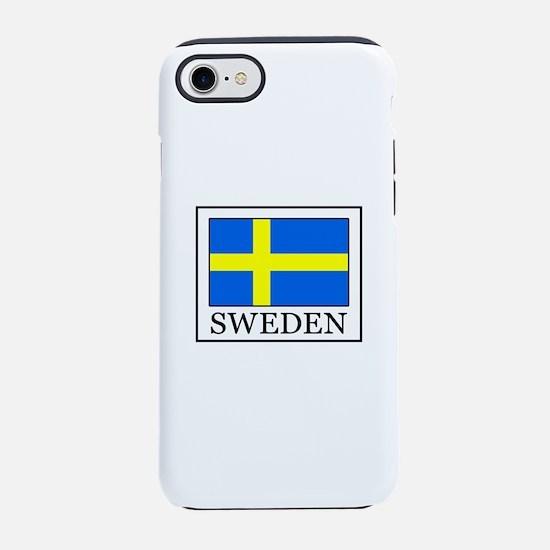 Sweden iPhone 7 Tough Case