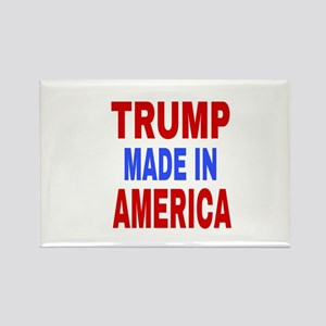 TRUMP MADE IN AMERICA Magnets
