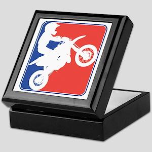 PeeWee Motocross Keepsake Box