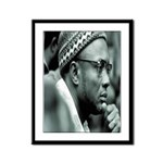 Amilcar Cabral Framed Panel Print