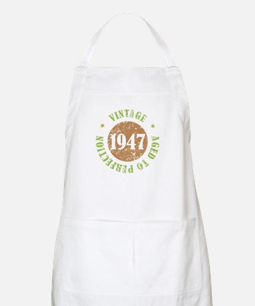 Vintage 1947 Aged To Perfection Apron