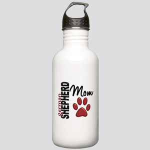 German Shepherd Mom 2 Stainless Water Bottle 1.0L