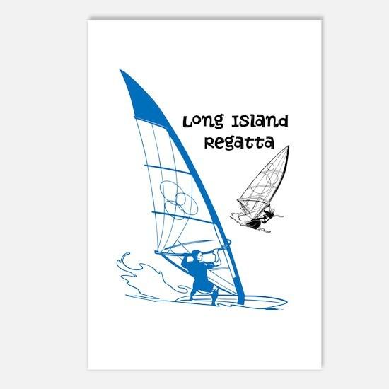 Regatta Postcards (Package of 8)