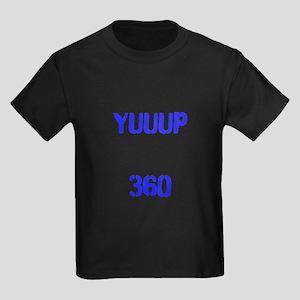 YUUUP 360 Kids Dark T-Shirt