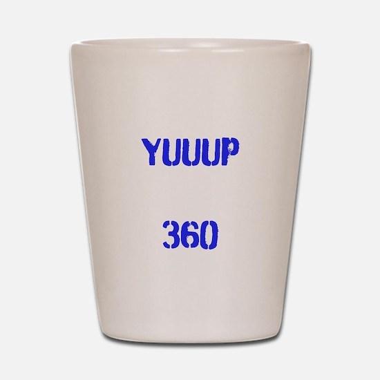 YUUUP 360 Shot Glass