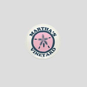 Martha's Vineyard MA - Sand Dollar Design. Mini Bu