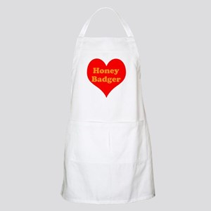 Love Honey Badger Apron
