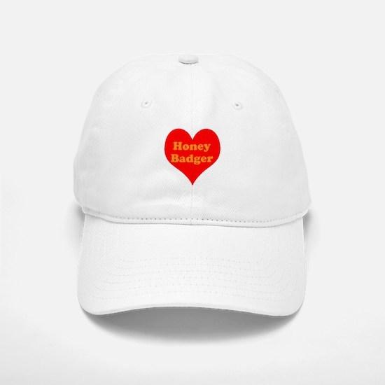 Love Honey Badger Baseball Baseball Cap