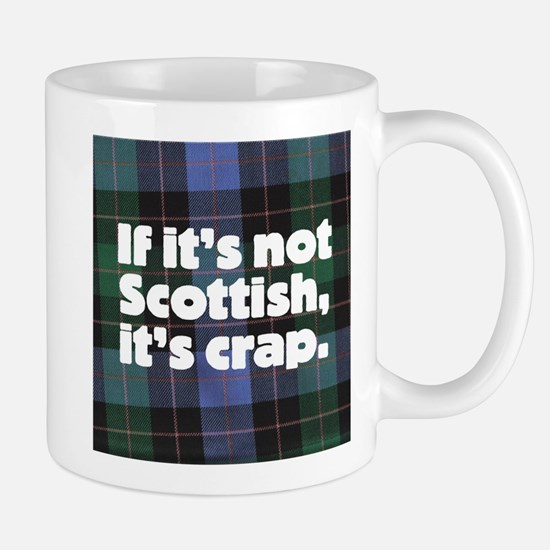 Scottish Large Mugs