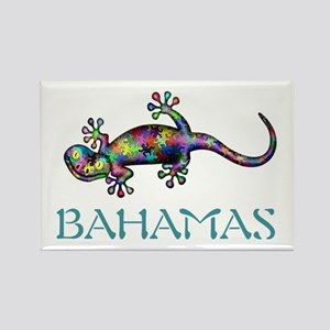 Bahamas Gekco Magnets
