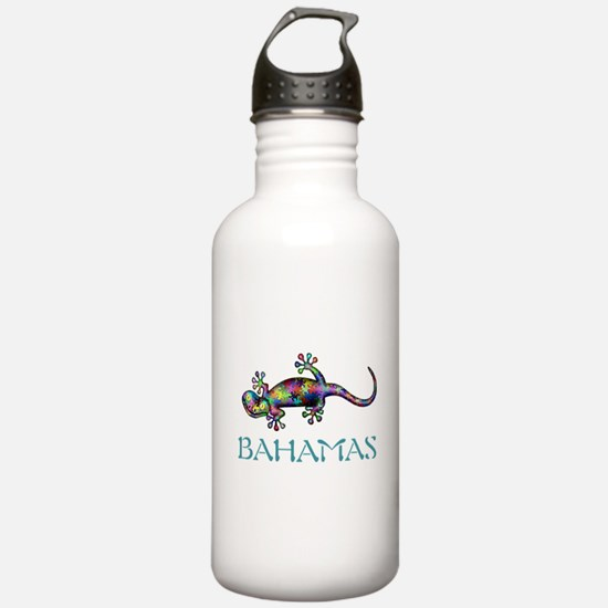 Cute Caribbean Water Bottle