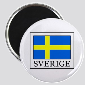 Sverige Magnets