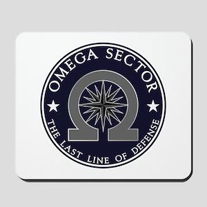 Omega Sector Mousepad