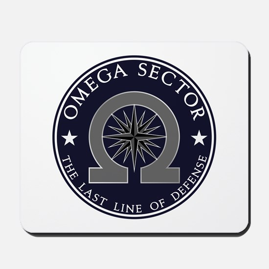 Omega Sector Mousepad