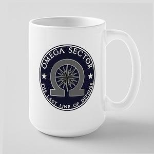 Omega Sector Large Mug