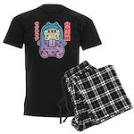Goukakukigan2 Men's Dark Pajamas