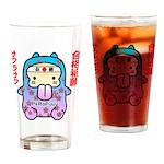 Goukakukigan2 Drinking Glass