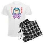 Goukakukigan2 Men's Light Pajamas