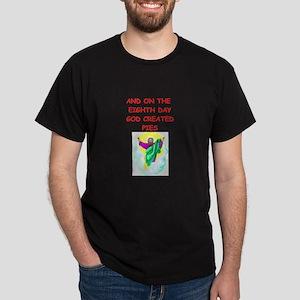 pies Dark T-Shirt