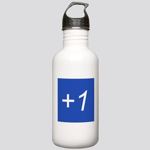 Are you my +1? Stainless Water Bottle 1.0L