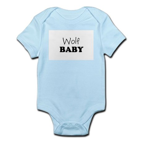 Wolf baby Infant Creeper
