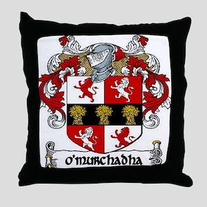 O'Murchadha (Murphy) Throw Pillow